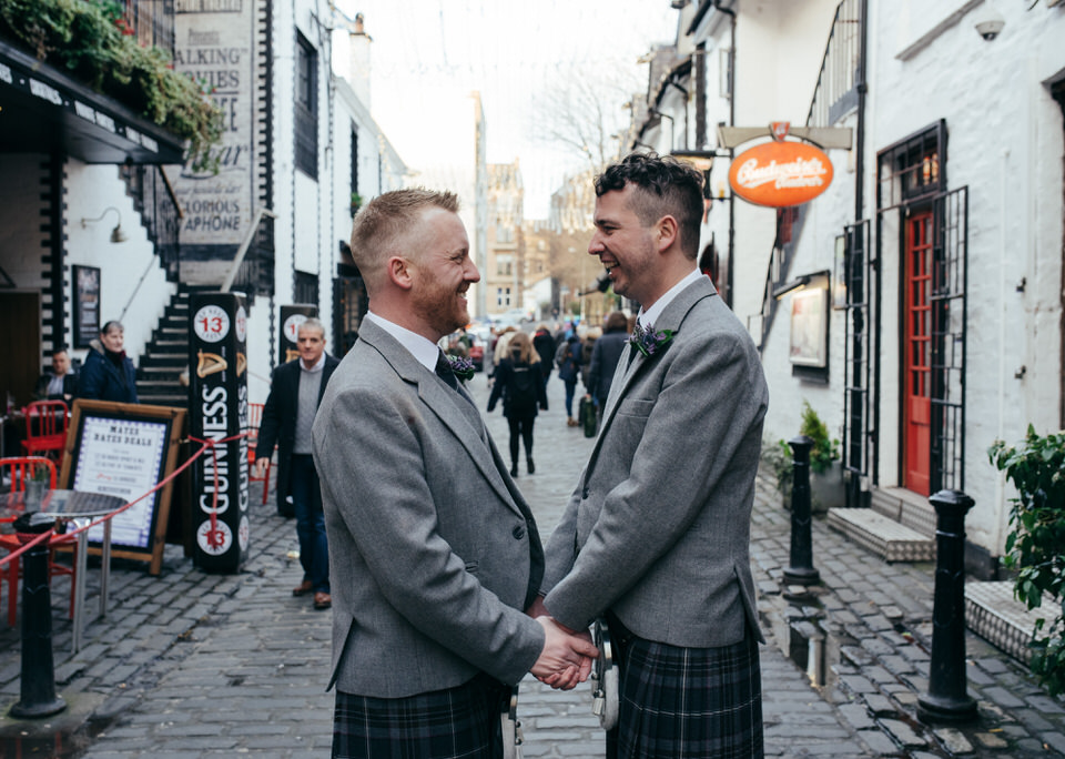 Civil Partnership Glasgow University