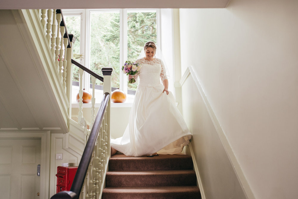 Altskeith House Wedding Photographer
