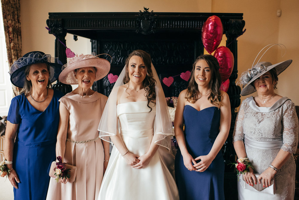 Bridesmaids Broxmouth Park