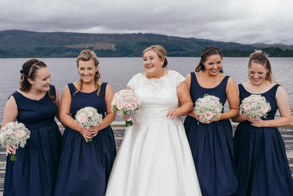 Bridesmaids Scotland