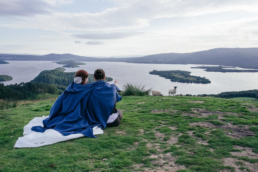 Scottish US elopement