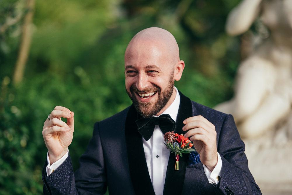 Jewish wedding Scotland