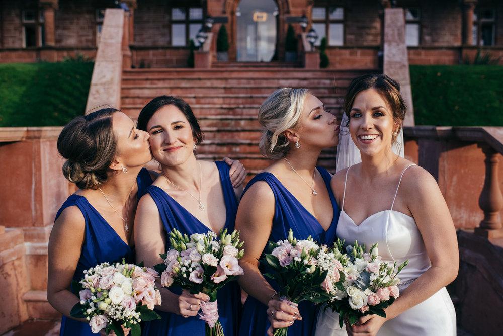 Boclair House Wedding