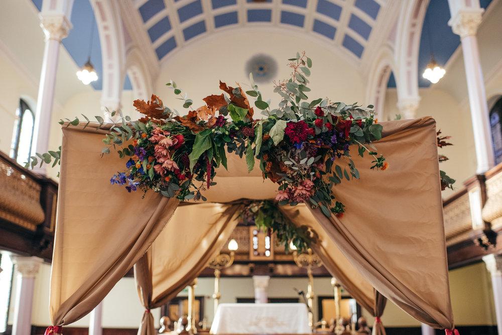 Garnethill Synagogue Wedding