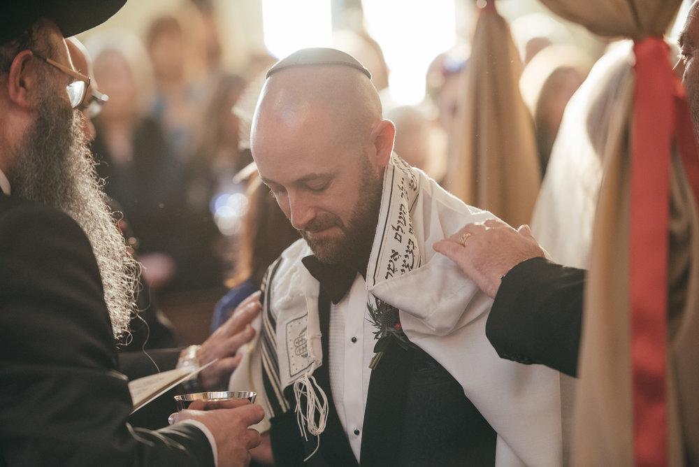Scottish Jewish Wedding Ceremony