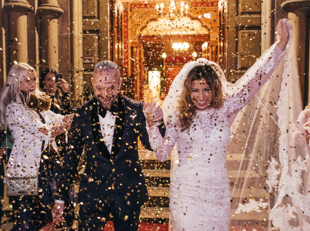 Scottish Jewish Wedding