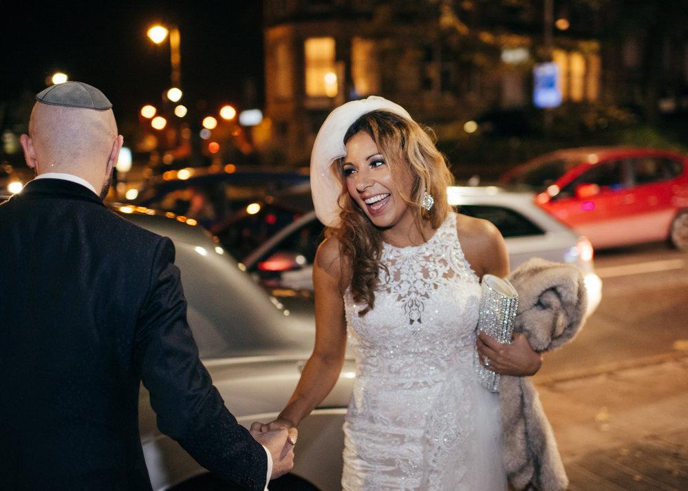 Glasgow Jewish Wedding Scotland