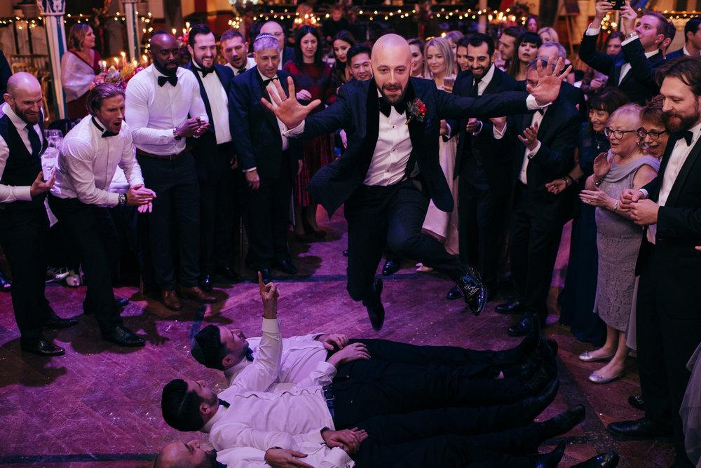 Jewish Wedding Oran Mor Glasgow