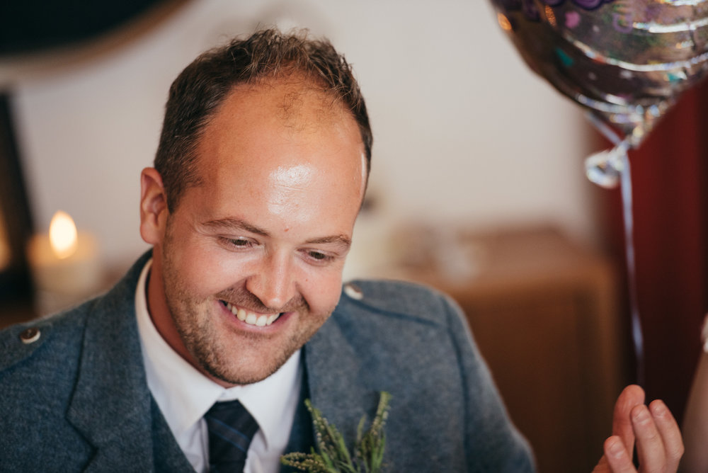Wedding speeches Scotland