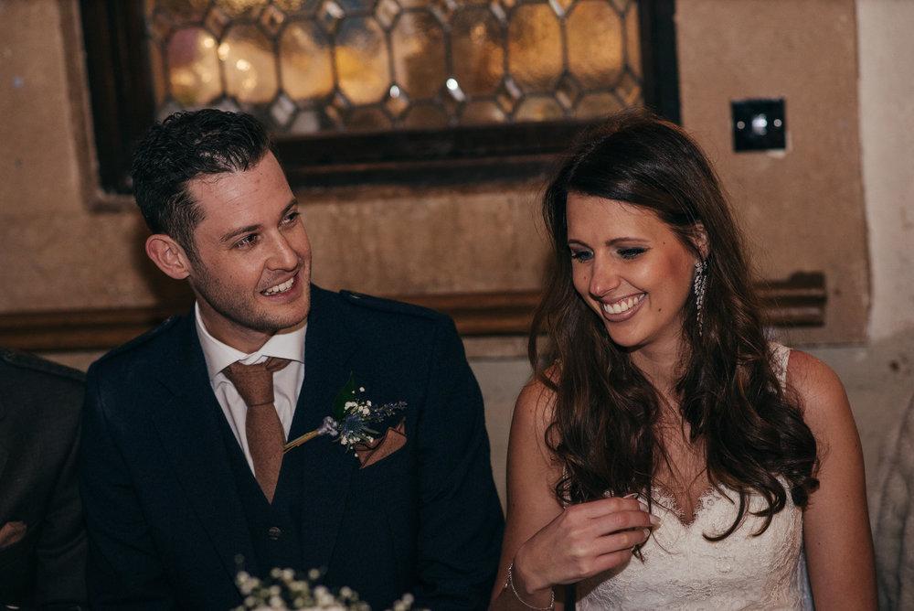 Wedding speeches Arta Glasgow