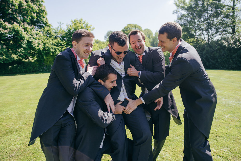 Groomsmen Suffolk