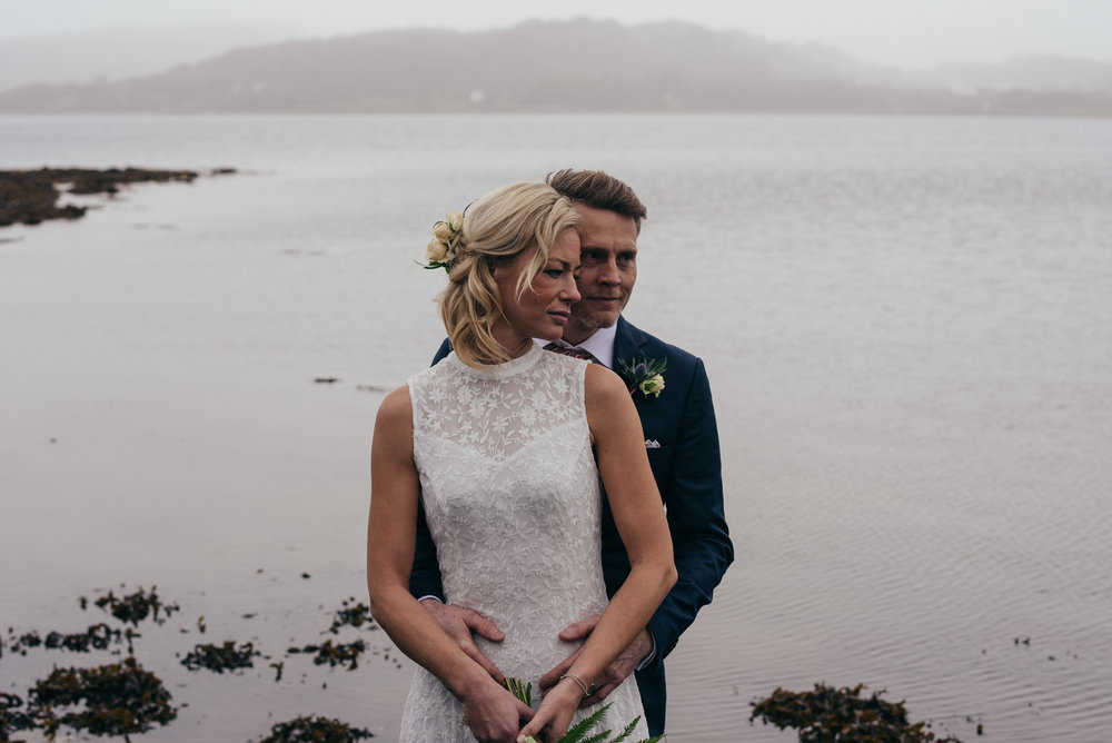 Swedish elopement to Scotland