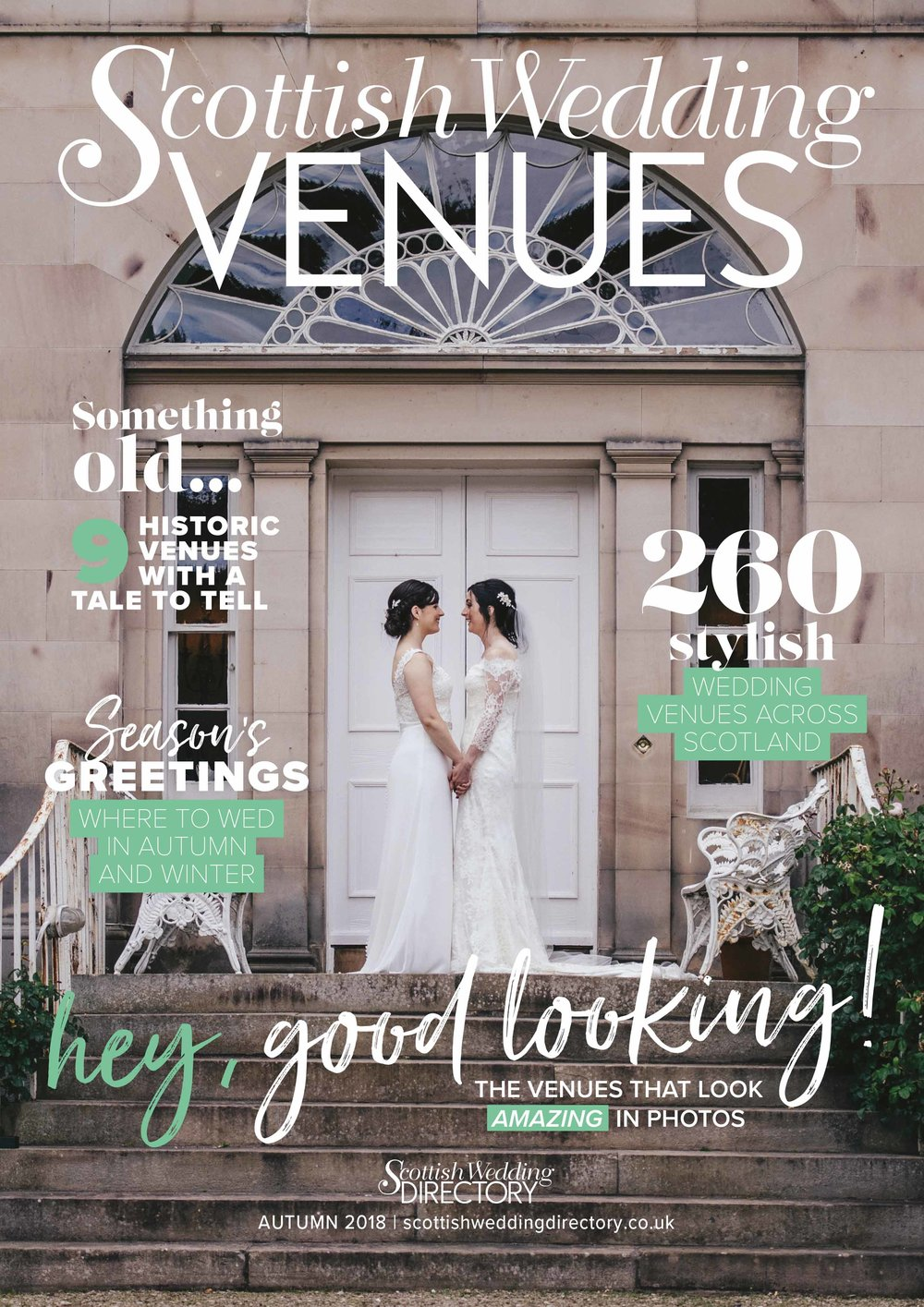 Scottish Wedding Directory Cover