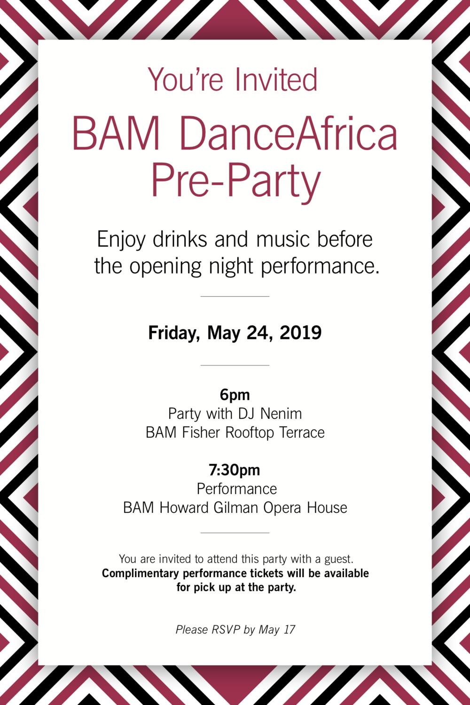 DanceAfrica PreParty Invite.png