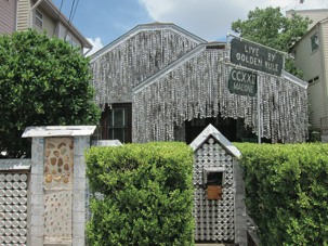 The Beer Can House, 2011. Photo: Pete Gershon