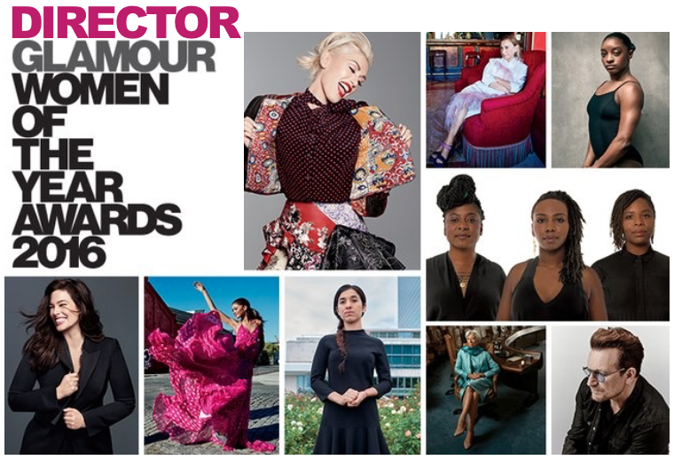Directed/Executive Produced films about these fabulous women...