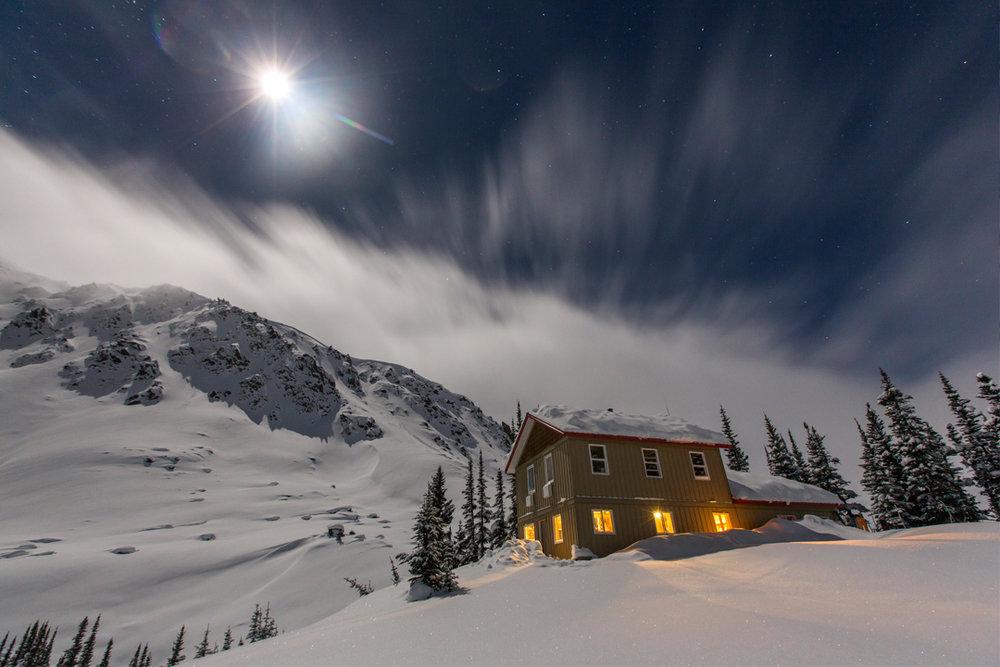 Meadow Lodge.