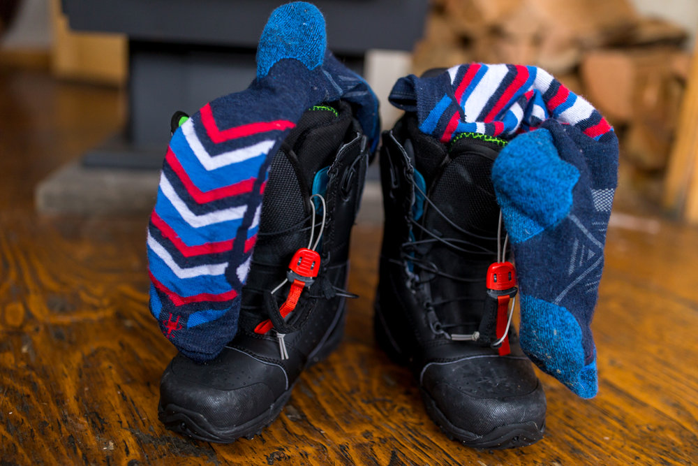 See our full collection of Men's Snowboard Socks.