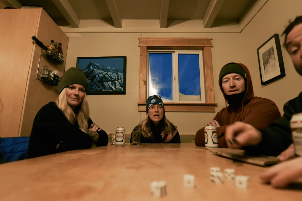 Farkle: The main source of entertainment in the lodge. Learn how to play.