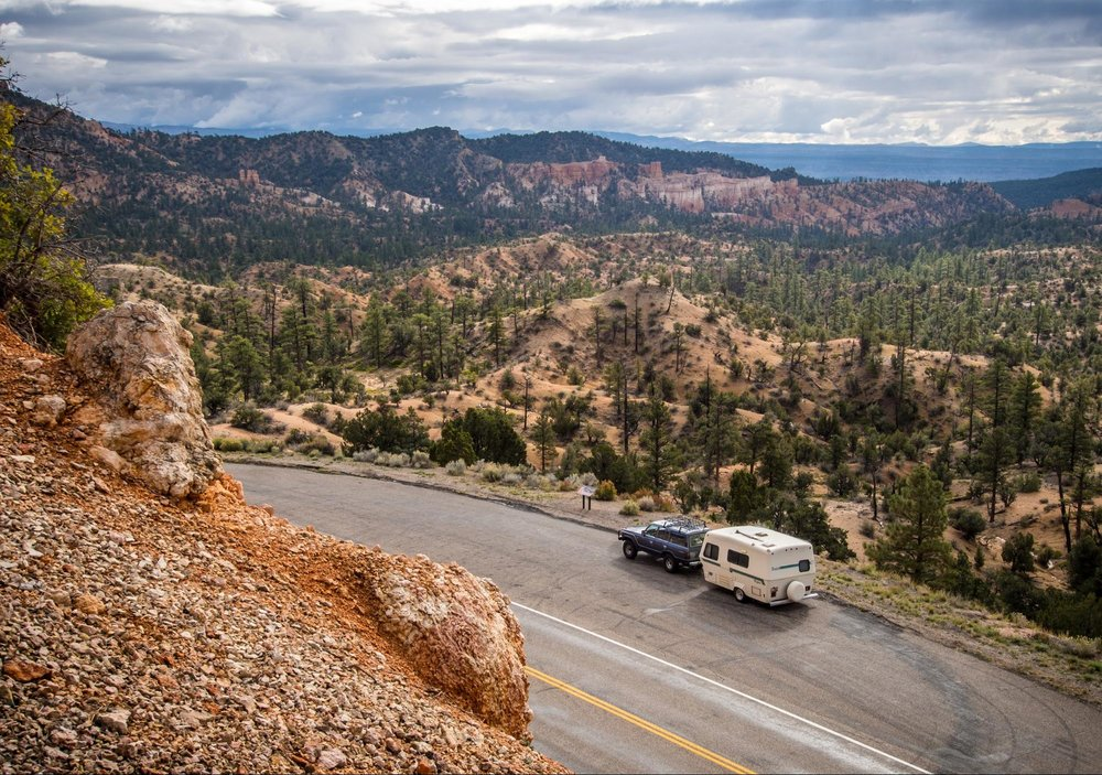 SmartWool athlete and adventure traveler Kalen Thorien recently hit the road with her beloved Land Cruiser and camper in search of something more. Her adventure begins here…