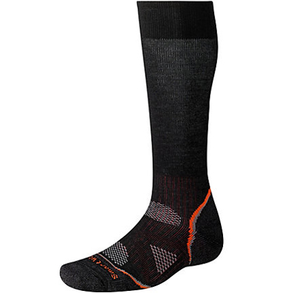 PhD Mountaineering: The name says it all: when you want a serious sock for serious hiking and mountaineering, this is a solid choice. Works well in low volume mountaineering boots.