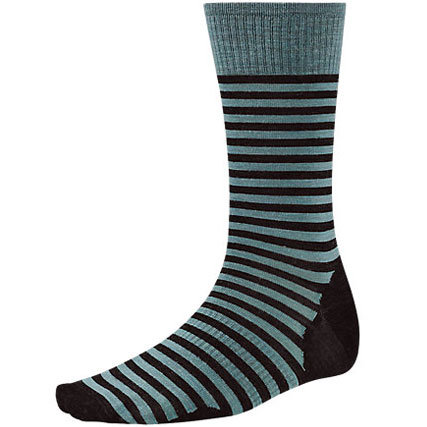 Stria Crew: For the guy who's not afraid to have fun and show it off. This non-cushioned sock is perfect for spring or for those that prefer a low-volume sock year-round.