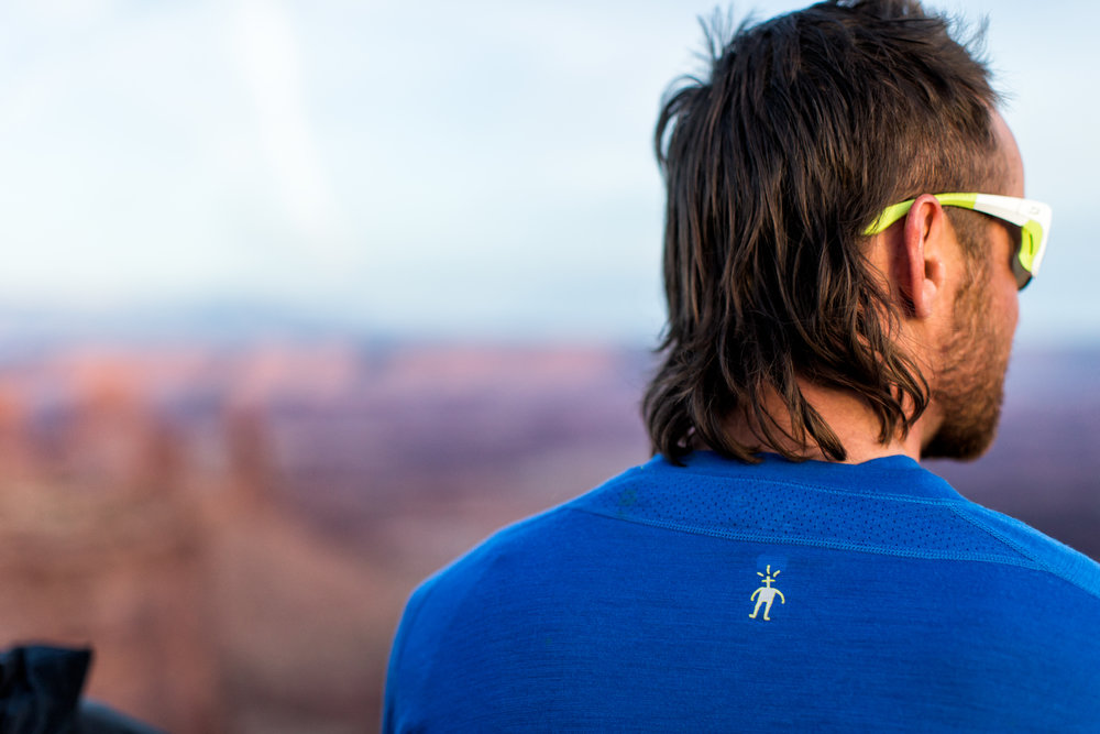 """The PhD Ultra Light Tee has proven itself in the harshest conditions and is the best training shirt I've ever worn."""