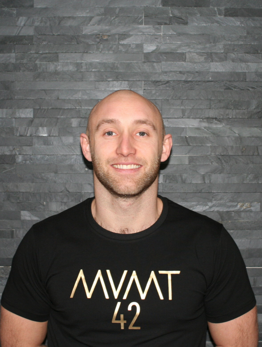 Bio: Ian Jenkin is a REP's level 3 Personal Trainer, CrossFit Coach and LSSM Level 5 Soft Tissue Therapist with an extensive knowledge of anatomy and physiology. His sporting background ranges from rugby and weight training to golf, boxing and CrossFit. He has a keen interest in human movement and constantly seeks to improve his knowledge in his field.