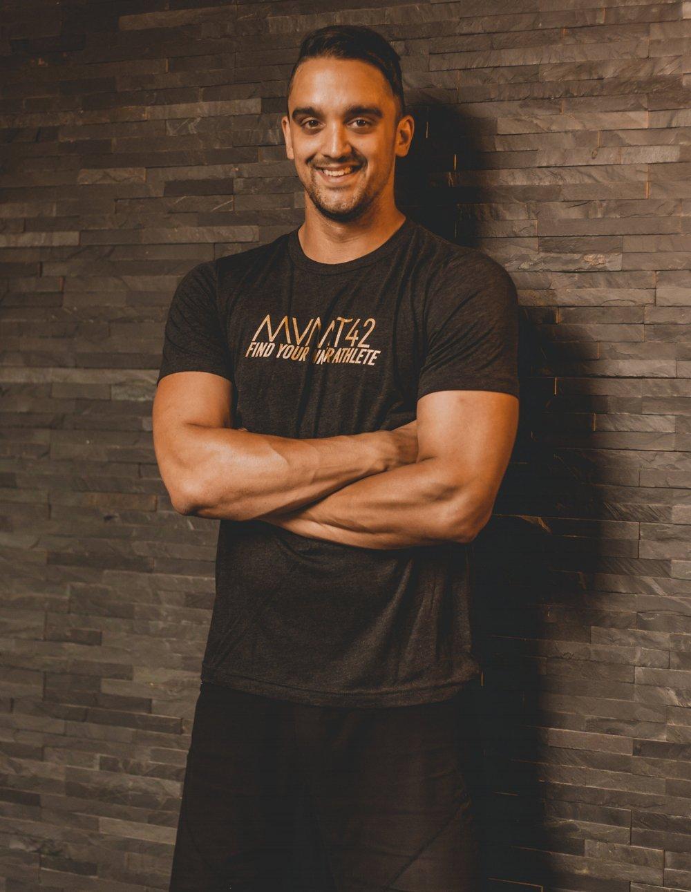 Adam // CrossFit Coach