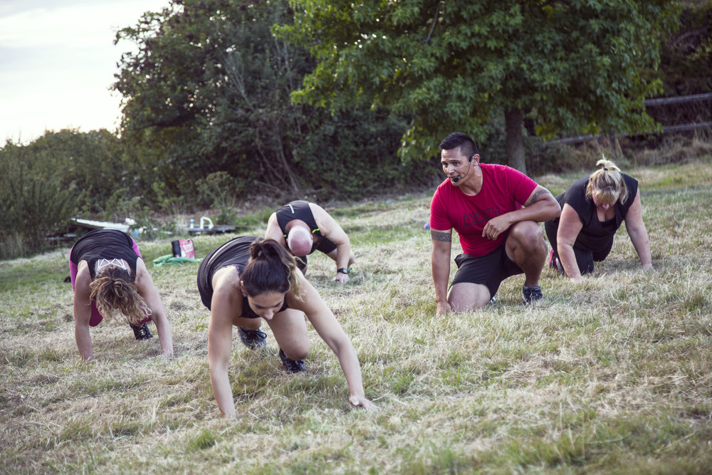 Bootcamp worthing