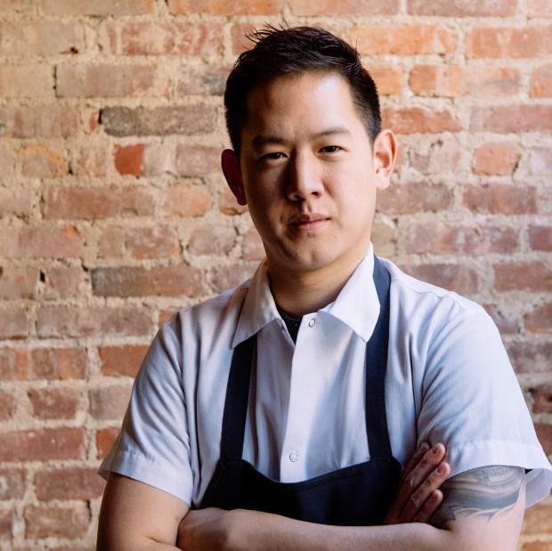 Chef Jeremiah Stone     Contra  |  Wildair  New York City, New York