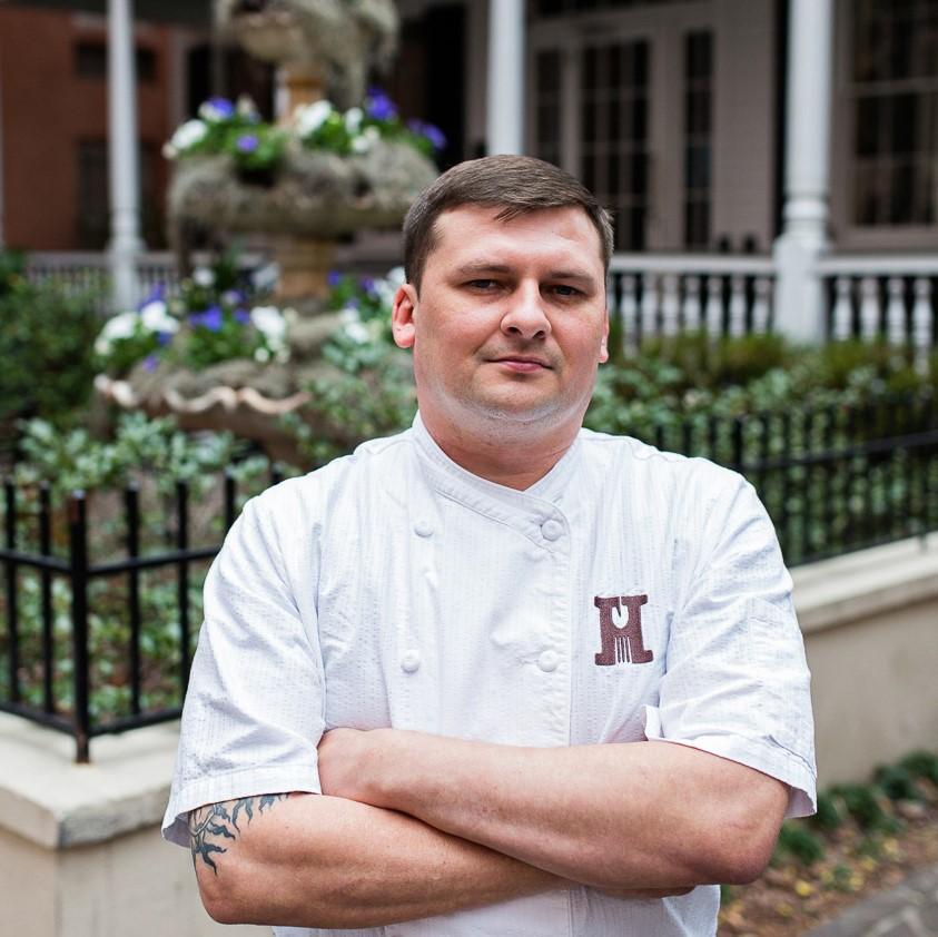 Chef Travis Grimes    Husk   Charleston, South Carolina