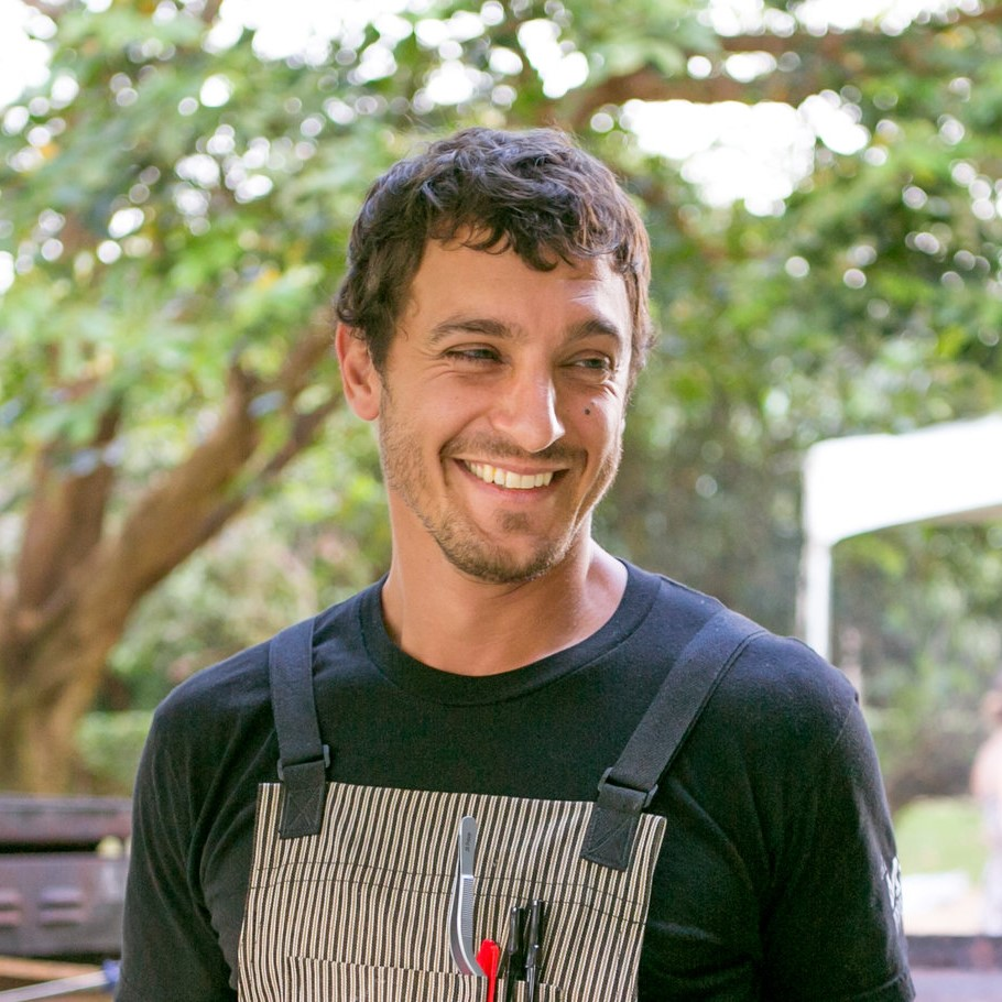 Chef Jeff Scheer    The Mill House    Waikapu, Hawaii