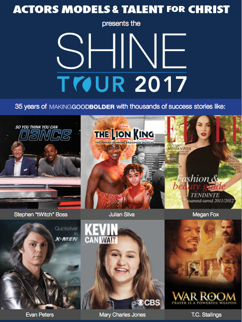 DOWNLOAD SHINE TOUR BROCHURE