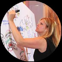Julie Stuart   CEO of Making Ideas Visible