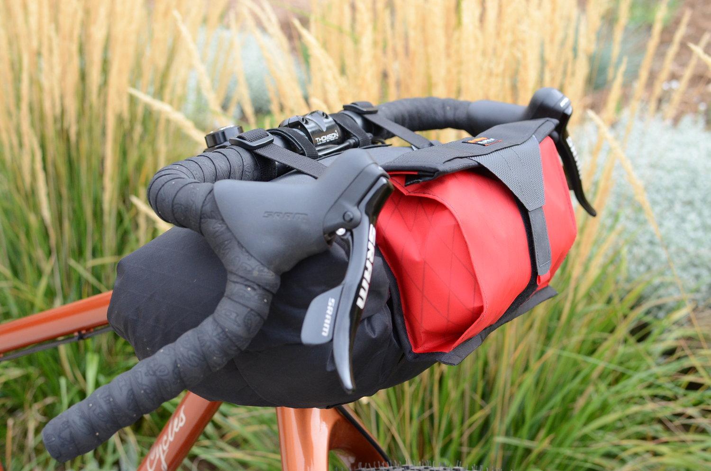 Entrada Handlebar Bag Bedrock Bags