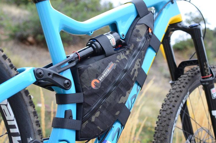 frame bag sus bike 2jpg - Mountain Bike Frame Bag