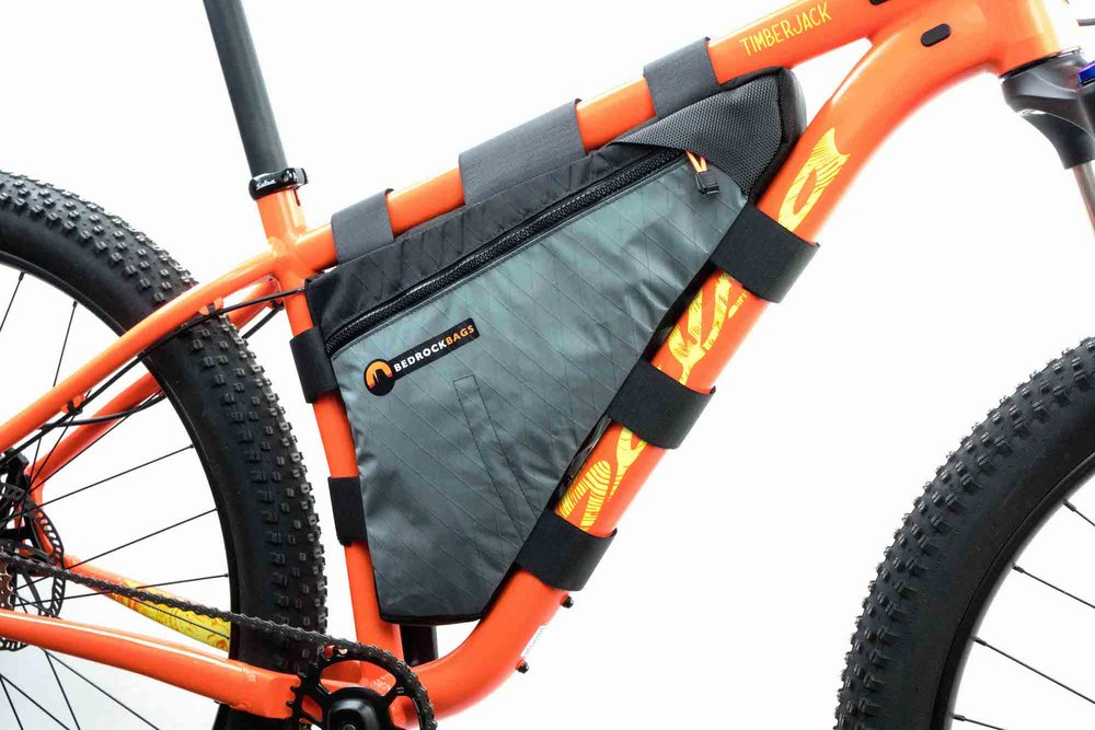 Empty Frame Triangle Bag Bike Bicycle Extra Large Size
