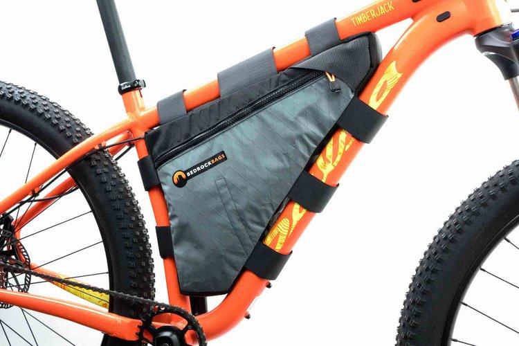 Custom Frame Bag — Bedrock Bags