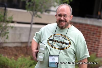 David Lange, courtesy of the ANA