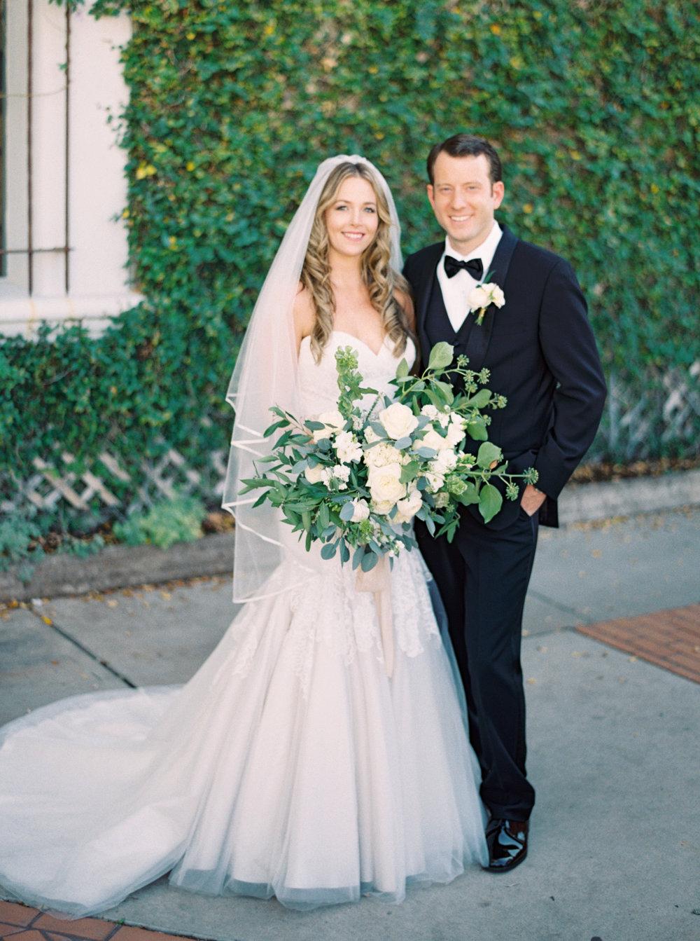 Cara & Kynan Wedding // Image by Nicole Barrett