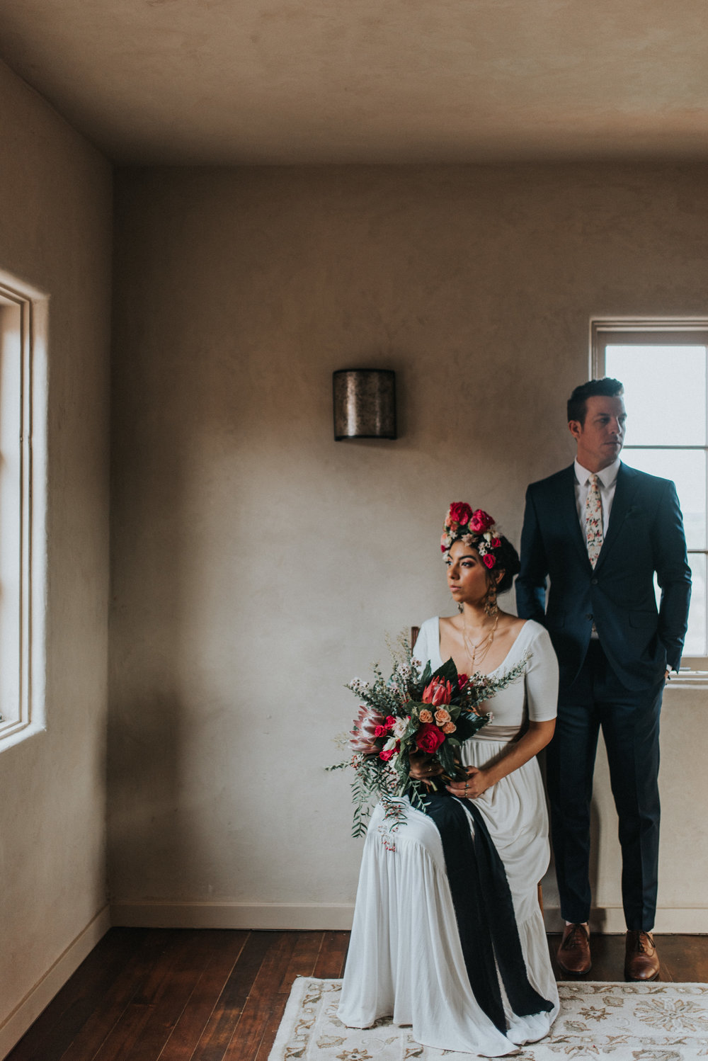 frida + Diego - styling & floral design