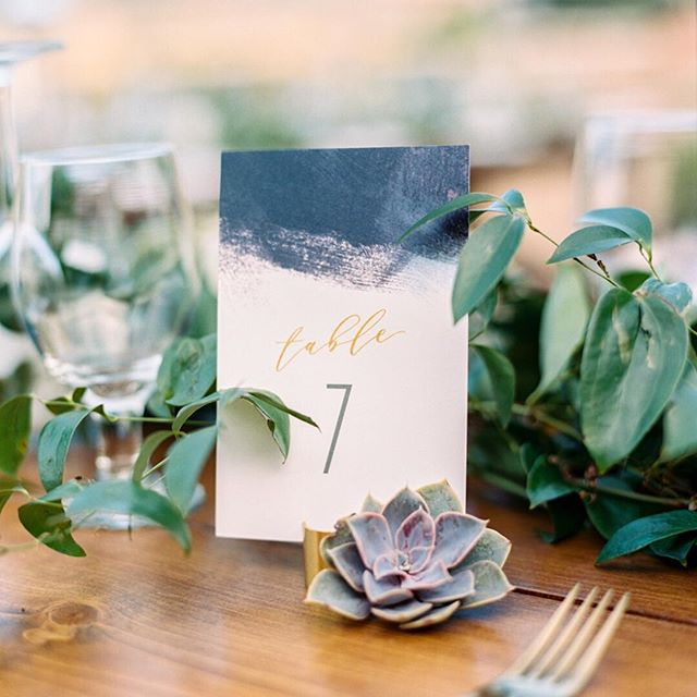 As our fall weddings inch closer, we're having a great time reflecting on our spring weddings from this year. Kayle and Sam had a garden-inspired tablescape with modern touches that made for the perfect juxtaposition of styles. . . . photo: @danielkimphoto  planning: @sassysoirees  venue: @superstitionmtngolfccweddings  tables: @tremaineranch