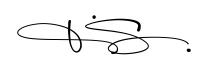 trs signature