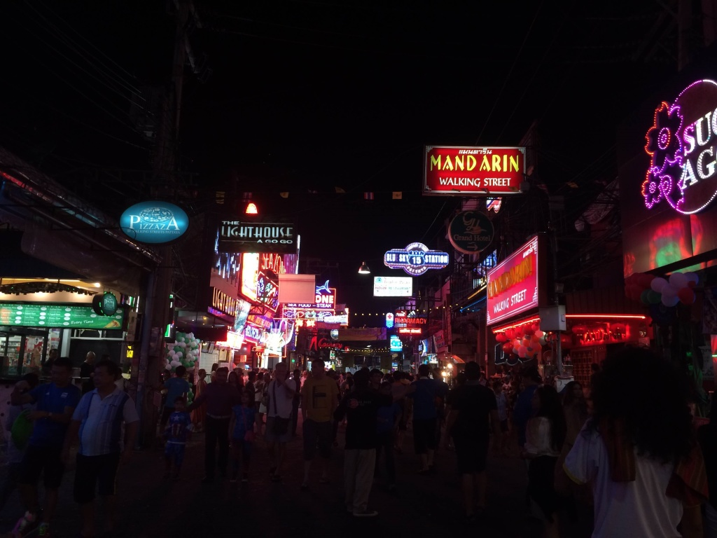 Walking Street Wide