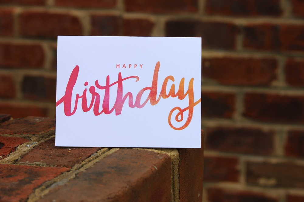 Happy Birthday Card IMG 1198 Sale