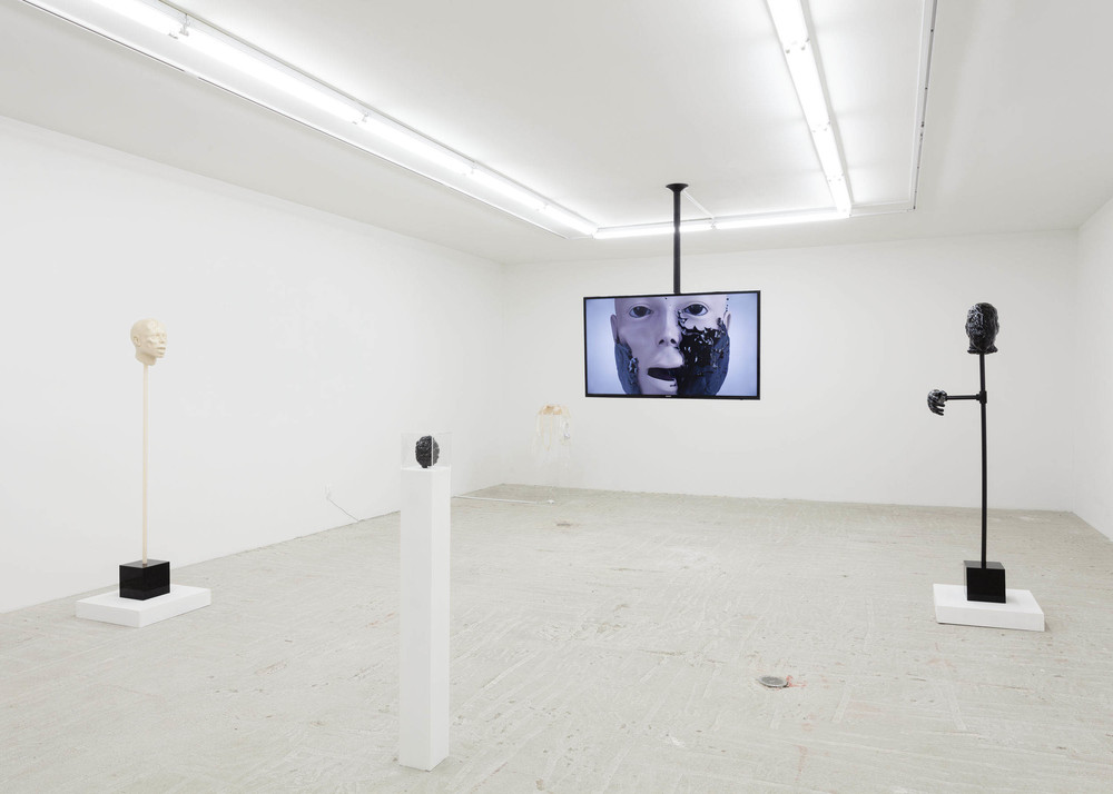 Master Dynamic: Frontier, Installation view, Lyles & King, NY