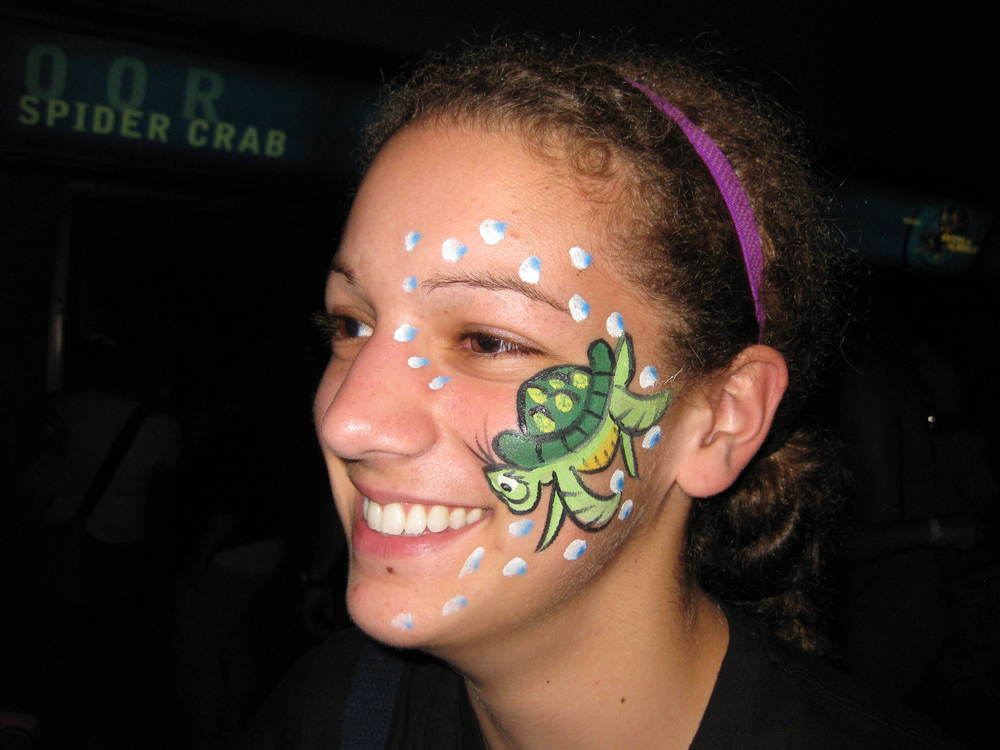 FACE PAINTING/ TATTOO