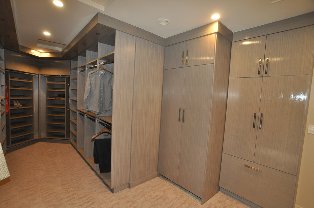 Creative Closets U0026 Cabinetry
