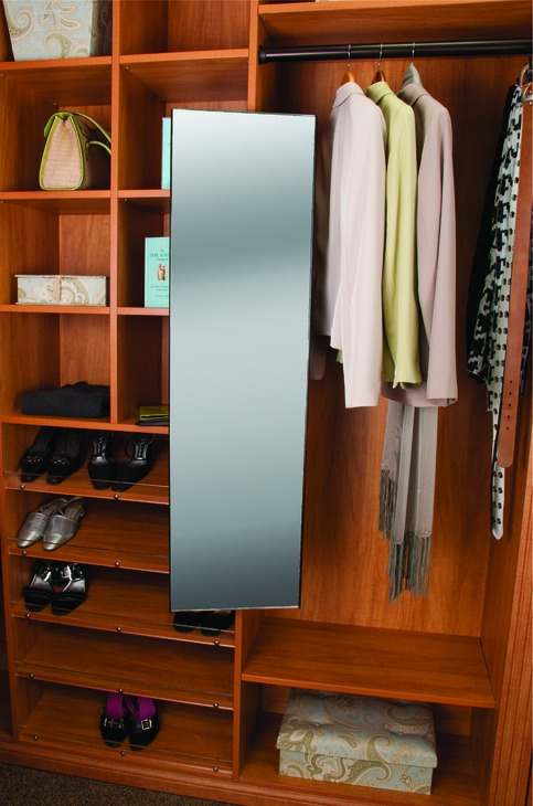 Pull Out Closet Mirror: 805.72.672
